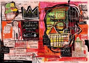 This is not a basquiat, 2012 Feutre sur papier, signé et daté au dos 42 x 59 cm Estimation 1000 - 1500 € Prix premium : 3 218 € Cornette de saint cyr 27/10/2013